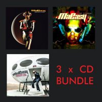 MaEasy - 3xCD BUNDLE